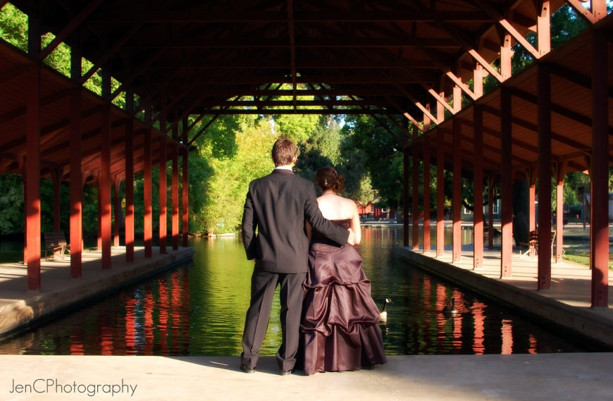 Kaylee And Noah Redwood High School Prom Visalia